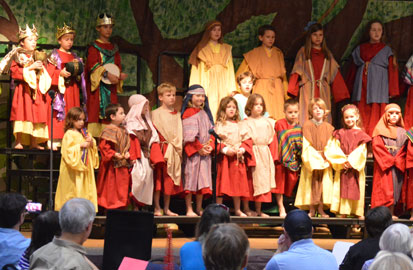 Children's Choir Christmas Program